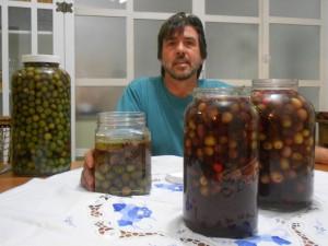 Visita CEPAAL e variedades Cerro Olivais